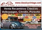 VENTA DE RECAMBIOS VW Y PORSCHE - foto