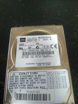 disco duro 80gb portatil - foto
