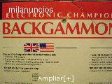 Backgammon electronico envio toda españa - foto
