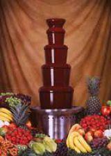 Alquiler fuentes de chocolate - foto