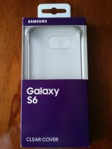 Funda Samsung Galaxy S6 Clear Cover - foto