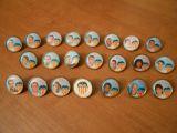 22 pins del Valencia c.f. (temp.95-96) - foto