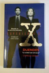 LIBRO DE EXPEDIENTE X - foto