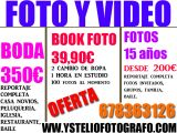 FotÓgrafo profesional oferta - foto