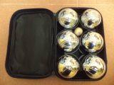 PETANCA de 6 bolas de acero ¡ NUEVAS ¡ - foto