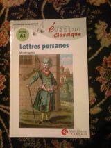 LETTRES PERSANES - foto
