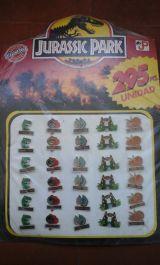 vendo pins Jurassic Park - foto