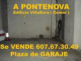 PLAZA DE GARAJE ( A PONTENOVA ) - foto