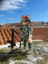 Oferta Playmobil Custom militares España - foto