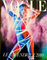 Calendario Vogue 2010. - foto