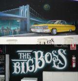 graffiti,decoracion,mural - foto