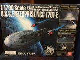 Star Trek Maqueta nave Enterprise Bandai - foto