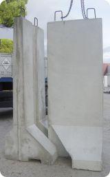 Separador de hormigón Cepref modular 1m. - foto