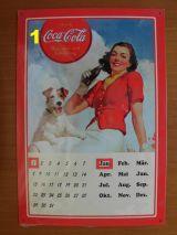calendario perpetua coca cola - foto