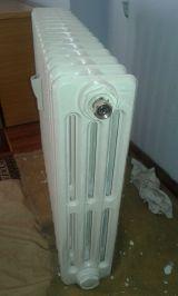 Radiadores de hierro fundido - foto