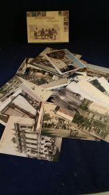 Lote de 100 postales - Reproducción - foto
