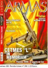 armas-268. Revista Armas nº 268 - foto