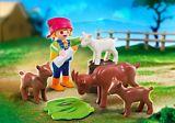 Lote Playmobil granja - foto
