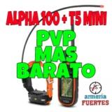 Garmin Alpha 100 + T5 Mini - foto