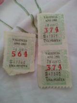 vendo mi coleccion de loteria antigua - foto