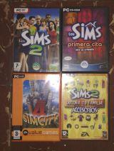 Extensiones de los sims 2 juegos pc - foto