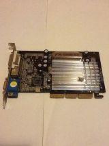 Tarjeta Grafica Nvidia GeForceFX5200 AGP - foto