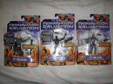 Lote 3 figuras Terminator - foto