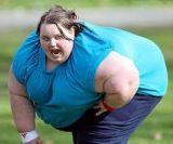 Harta de estar obesa y gorda? - foto