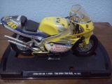 Replica moto Honda Rossi y Aprilia Aspar - foto