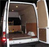 Alquiler de furgonetas en Madrid - foto