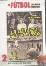 Película dvd Alfredo Di Stéfano - foto