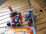 Mega bloks the amazing spiderman marvel - foto