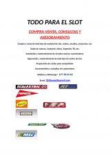 Compra venta y consultas TODO PARA SLOT - foto