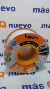 Cable de antena televes rf 2128 - foto