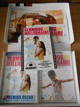 slumdog millionaire coleccionista +libro - foto