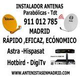 Antenista Madrid - Oferta Astra - foto