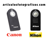 Mando disparador | Canon o Nikon - foto