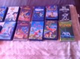 Vendo peliculas de video vhs - foto