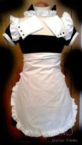 Vestido de Maid - foto