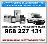 Reparación electrodomésticos Murcia - foto