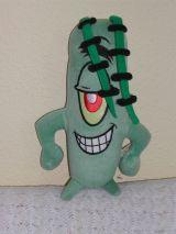 Peluche plancton de bob esponja - foto