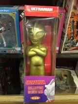 Hucha de Ultraman edición especial oro - foto