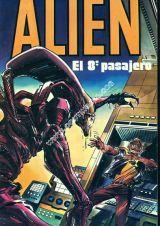 alien el octavo pasajero,comic - foto