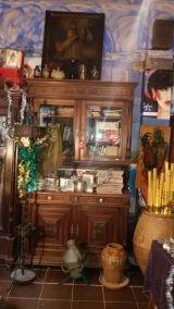 Decoraciones en antiguedades - foto