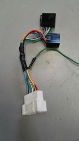 Conector iso nissan parrot - foto