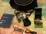 Cámara SONY DSC-H2 Cyber-shot - foto