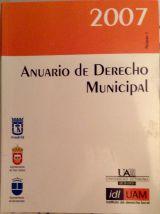 ANUARIO DE DERECHO MUNICIPAL 2007.  - foto