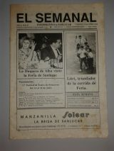 periodico antiguo 1988 - foto