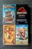 ColecciÓn 4 clÁsicos cine familiar VHS - foto