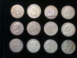 Colección de la peseta al euro - foto